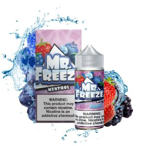 e-Liquid Mr. Freeze Berry Frost 100ml