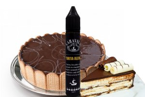 e-Liquid Juice Caravela Torta Alemã 30ml
