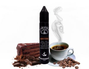 e-Liquid Caravela Cafeteria 30ml