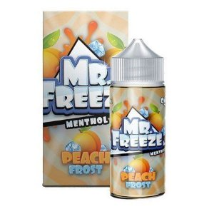 e-Liquid Juice Mr. Freeze Peach Frost 100ml