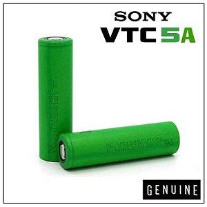 Bateria 18650 SONY VTC5A 2600mah 35A (unitário)