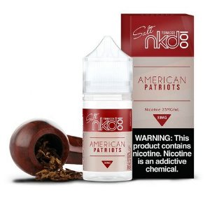 e-Liquid Juice Naked 100 - American Patriots 60ml