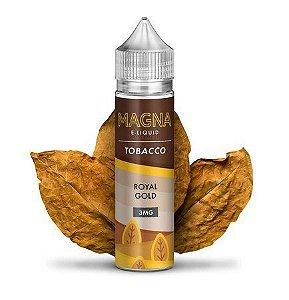 E-liquid Magna Royal Gold Tobacco 60 ml