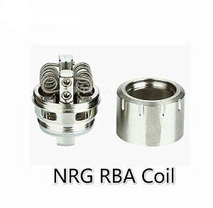 Resistência NRG-RBA Coil Kit
