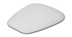 Filtro Algodão Branco 5N11/10 3M CA 12011