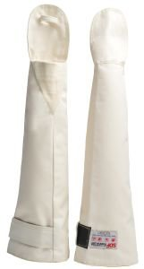 Mangote Calor algodão Kombat Heat Riovalley CA 37997 - Cinza - 55cm