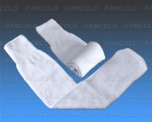 Meia Frio Algodão Branco 10x50cm Prevemax CA 27913
