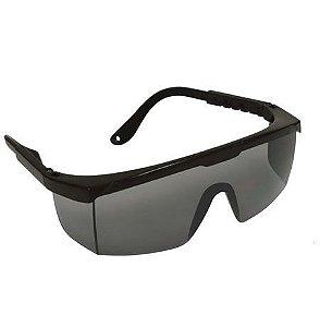 Óculos Fenix Fume Preto Poli-Ferr CA 34082