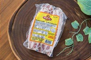BACON MANTA FATIADO - PACOTE 500g