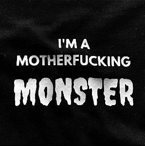 Camiseta Monster