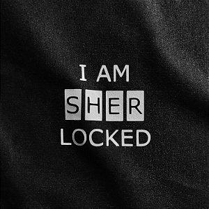 Camiseta SHERLOCK