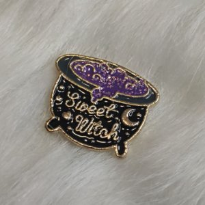 Pin Sweet Witch