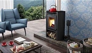 Calefator de Dupla Combustão Elíptico LIV450