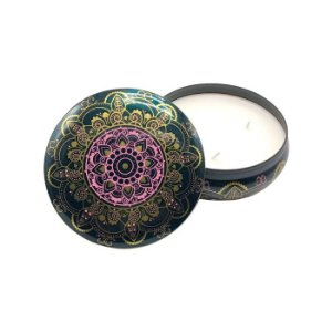 Vela Aromatizada - Vela Perfumada Jade