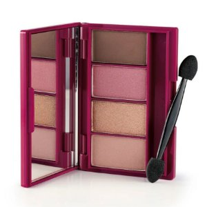 Quarteto de Sombras Fashion Rose | Quarteto de Sombras Eudora