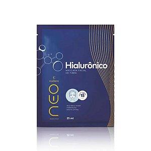 Máscara Facial de Fibra Hialurônico Neo Dermo Etage 25ml