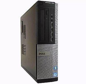 Pc Cpu Dell Optiplex Core I3  4gb Ddr3 Ssd 120gb Wifi