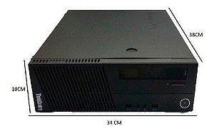 Computador Pc Cpu Lenovo M83  I3 Quarta Geração 4gb Hd500