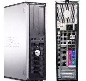 Cpu Dell Core 2 E8400 8gb Hd 500 + Placa De Video 1gb