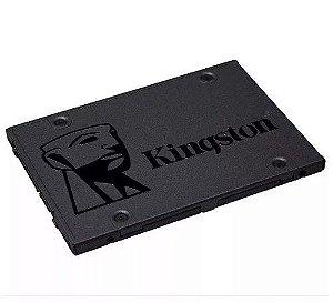 Ssd Kingston 240gb A400 Sata 3 500mb/s Lacrado 12x Envio 24h