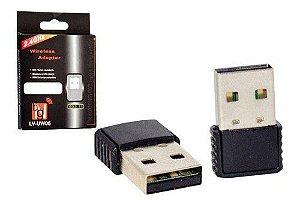 Mini Adaptador Wireless Usb Wifi 600mbps