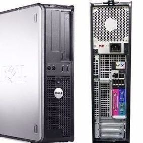 Pc Cpu Dell Optiplex Core 2 Duo 4gb Hd 320 Wifi Frete Gratis