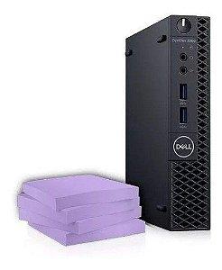 Pc Computador Optiplex 3070 Micro Intel Core I3 Win 10 Pro