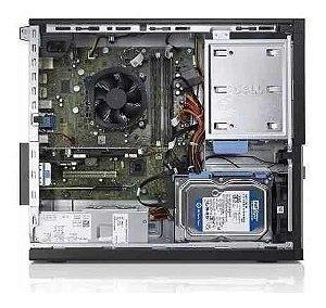 Pc Cpu Dell Optiplex Core I3  4gb Ddr3 Ssd 240 Gb Wifi