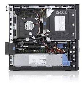 Cpu Dell Optiplex Core I3 Geração 4gb Ddr3 Hd 500