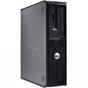 Cpu Dell Optplex 755 Core 2 Duo 2.9ghz 4gb Hd 80 #maisbarato