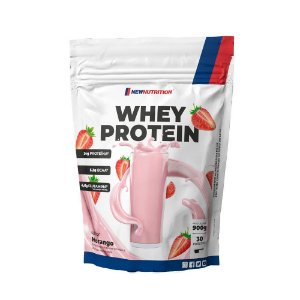 WHEY PROTEIN (900g) - NEW NUTRITION