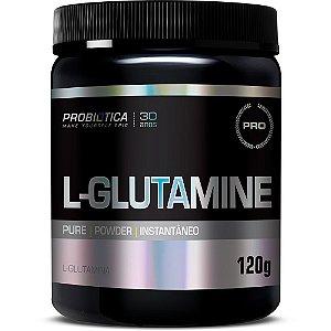 L-GLUTAMINA (120g) - PROBIÓTICA