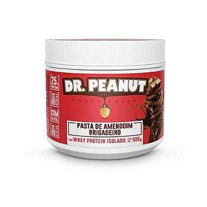 PASTA DE AMENDOIM (500g) - DR PEANUT