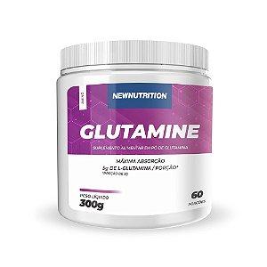 GLUTAMINE (300g) - NEW NUTRITION