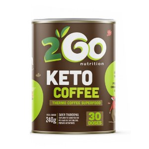 KETO COFFEE (240G) - 2GO NUTRITION