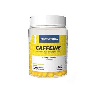 CAFFEINE (120CAPS) - NEW NUTRITION