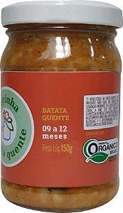 FASE 2 - Batata Quente - Carne - Papinha Orgânica - 150g