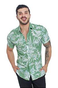 Camisa Viscose Pantanal