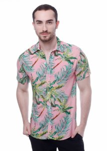 Camisa Viscose Brusque