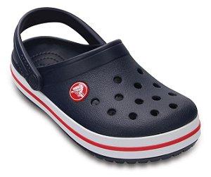 Sandália Crocs Infantil Crocband™ Clog - Navy