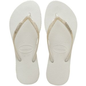 Havaianas Slim Sparkle - Branco