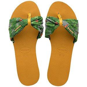 Havaianas You Saint Tropez - Amarelo Queimado