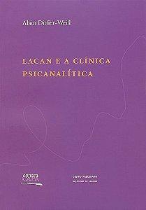 """<span class=""""bn"""">Lacan e a clínica psicanalítica</span><span class=""""as"""">Alain Didier-Weill</span>"""