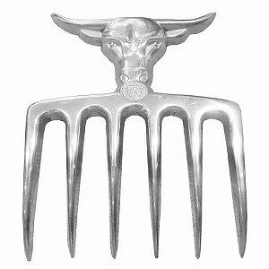 Garfo para churrasco Bad Bull 6 dentes - sem bainha SG - Serra Grande