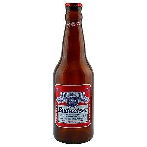 Garrafa de cerveja gigante Budweiser