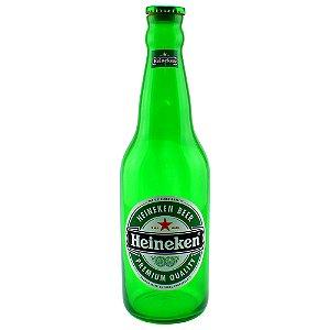 Garrafa de cerveja gigante Heineken