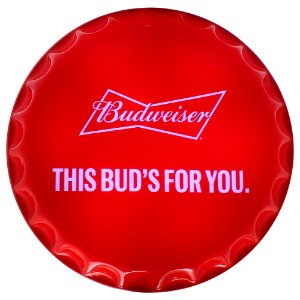 Luminoso Budweiser