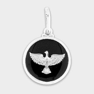 Pingente Espírito Santo em Prata 925
