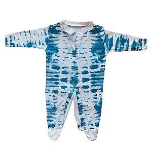 Macacão Longo Tie Dye