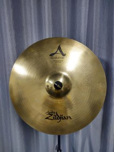 Zildjian A Custom Medium Ride 20''
